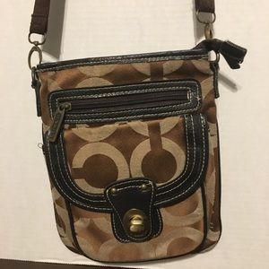 Coach swing bag